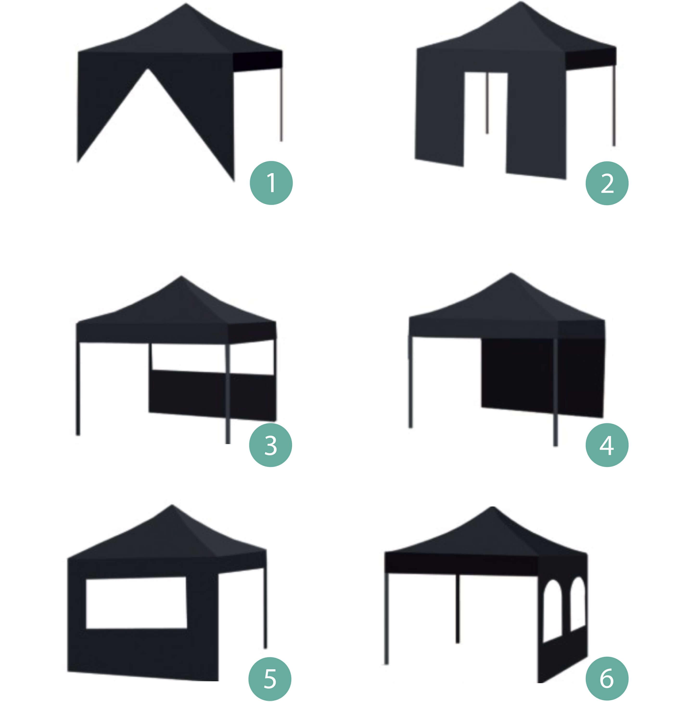 typy namiotów reklamowych