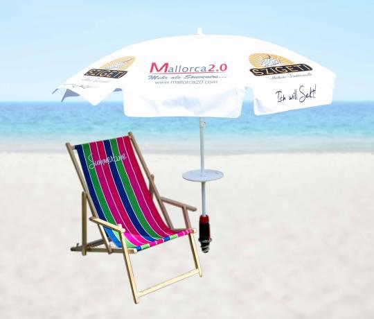 parasole plażowe reklamowe